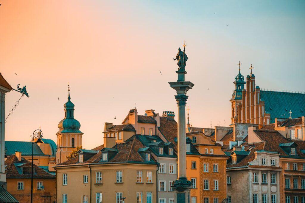 Gdzie zorganizować wieczór panieński - Warszawa