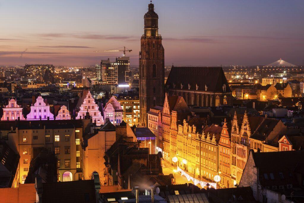 Gdzie zorganizować wieczór panieński - Wrocław