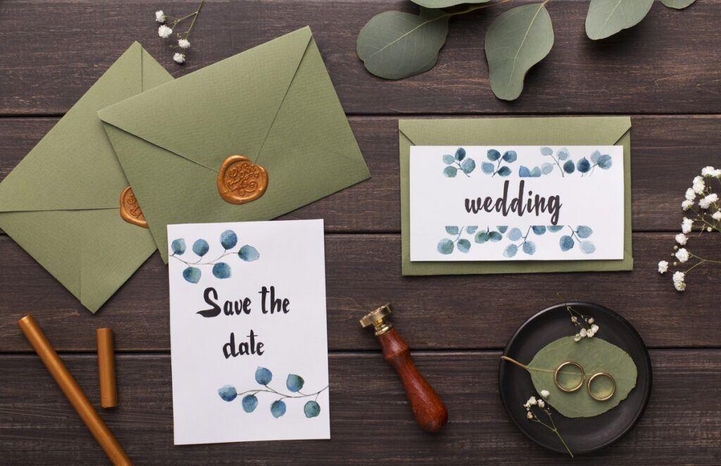 Jak samodzielnie  zrobić zaproszenia ślubne – najciekawsze pomysły!