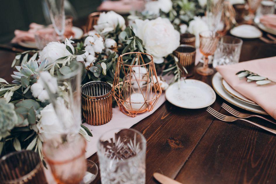 Rustykalny motyw przewodni wesela