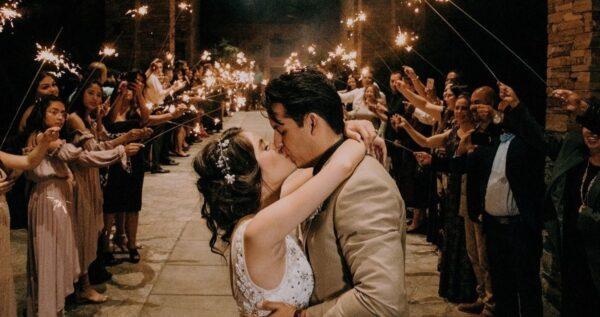 Czy zimne ognie na weselu będą modne w nadchodzącym sezonie?