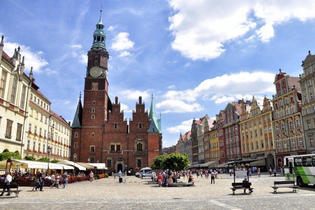 Wrocław to idealne miejsce na zaręczyny w Polsce