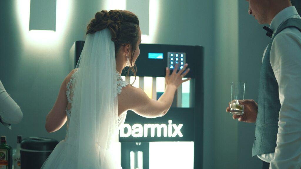 5 powodów, dlaczego warto wybrać Barmix –  Automatyczny Barman na wesele