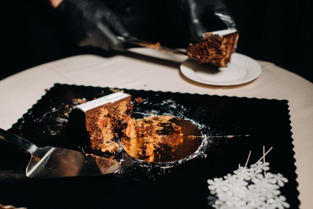 Węgierski tort weselny