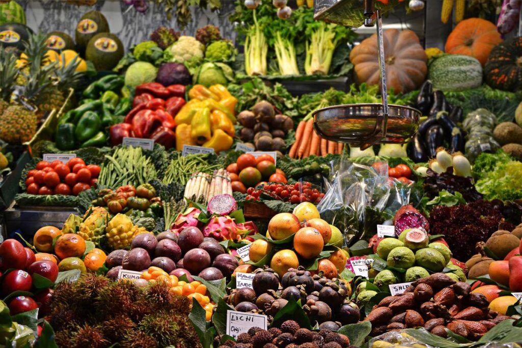 Węglowodany proste w owocach