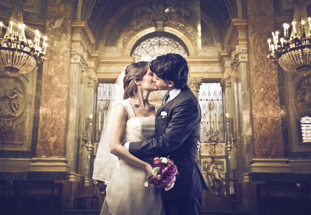 Para młoda bierze ślub w innej parafii