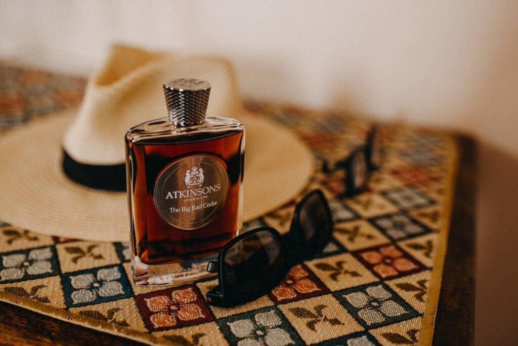jakie męskie perfumy