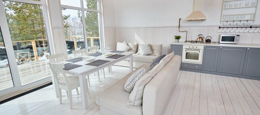 Kuchnia w stylu skandynawskim – piękna, praktyczna i bardzo modna!
