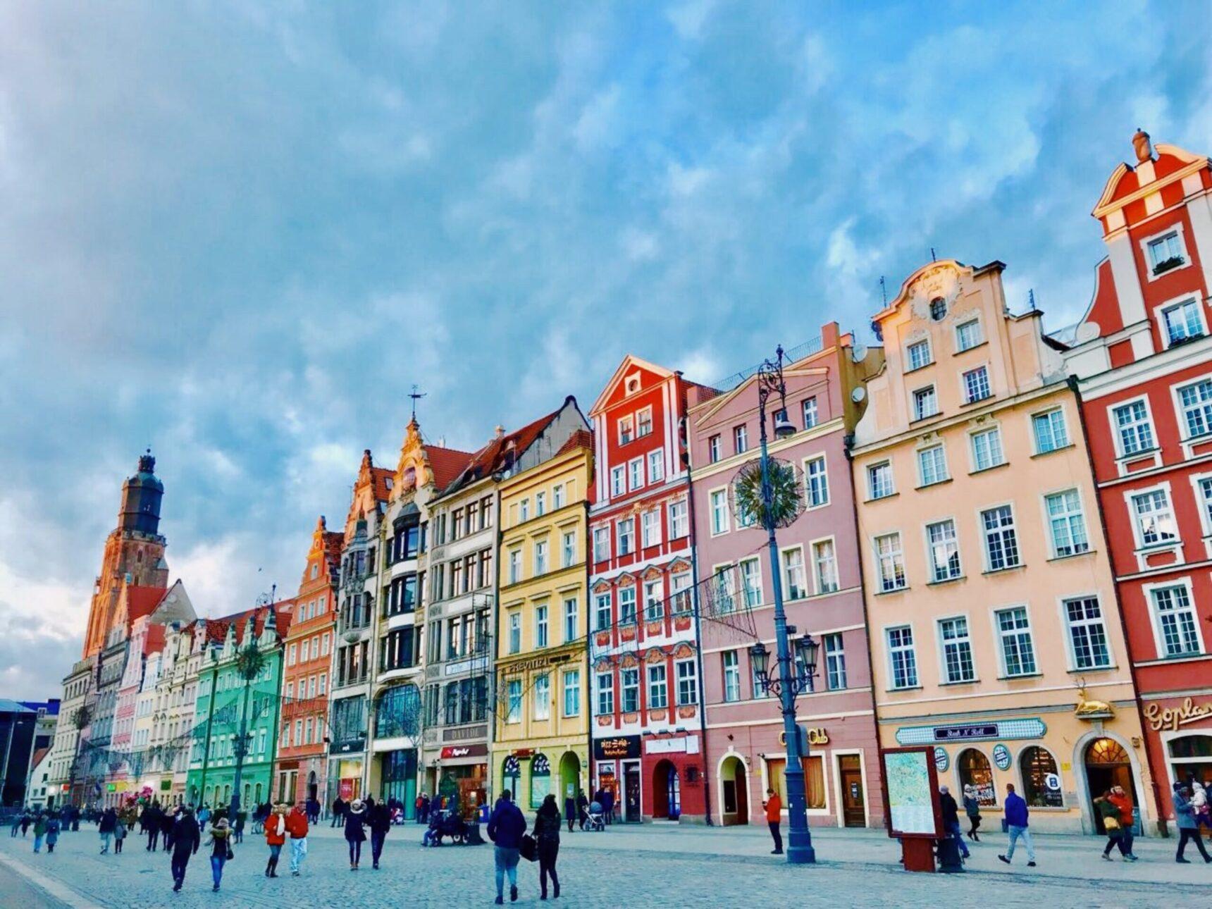 Miasto stu mostów i… czego jeszcze? Czyli ciekawe miejsca we Wrocławiu, które warto zobaczyć!