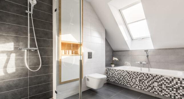 Łazienka w stylu skandynawskim - minimalizm wcale nie musi być nudny!