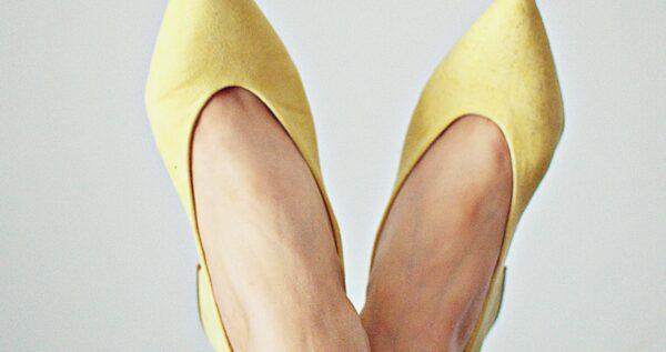 Baleriny ślubne – ciekawa alternatywa dla szpilek