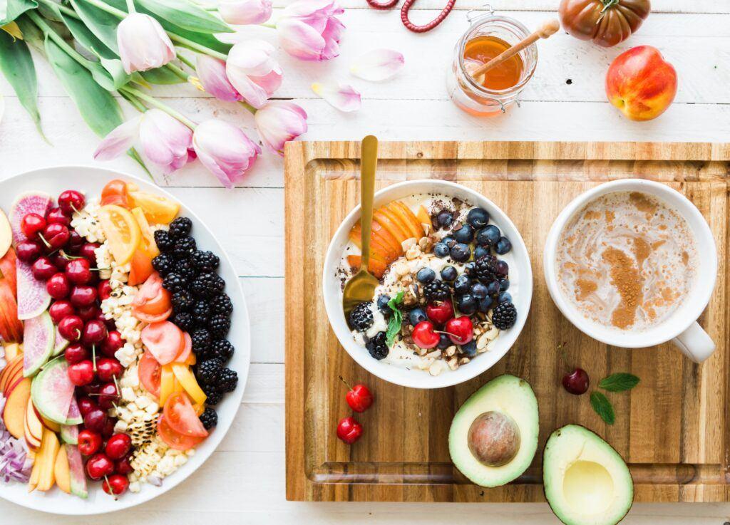 odpowiednia dieta pozwala wzmocnić odporność