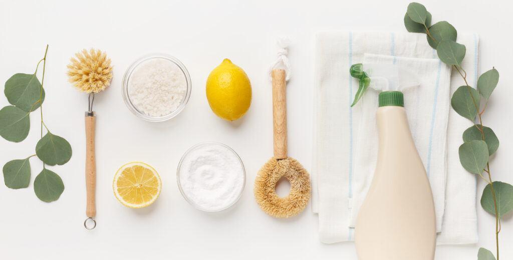 Naturalne, domowe środki czystości