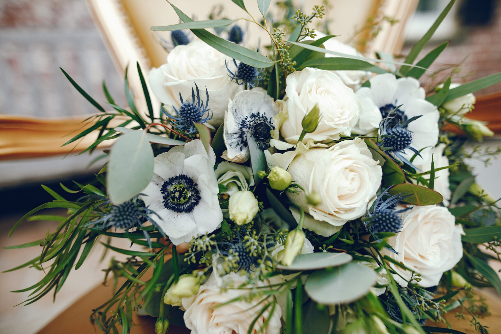 Anemon – kwiat idealny do wyjątkowego bukietu panny młodej