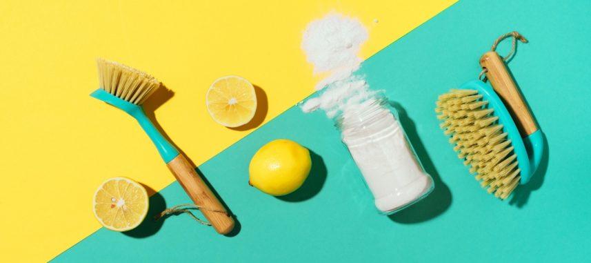 Domowe środki czystości – ekologiczne sposoby na sprzątanie czterech kątów!