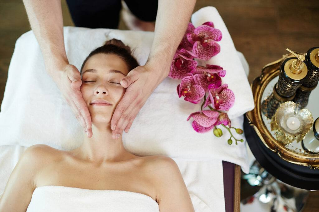 japoński masaż twarzy