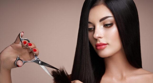 Jak obciąć włosy samodzielnie w domu?
