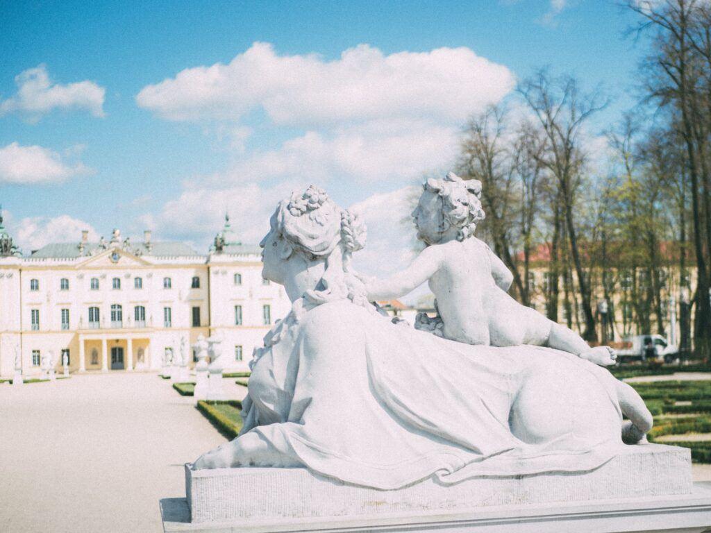 podlasie atrakcje - pałac Branickich