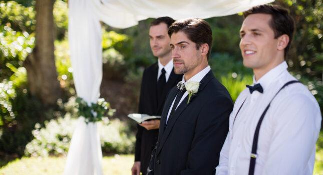 Drużba weselny - nieoceniona pomoc każdego pana młodego!