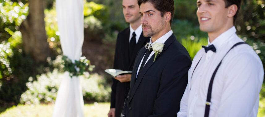Drużba weselny – nieoceniona pomoc każdego pana młodego!