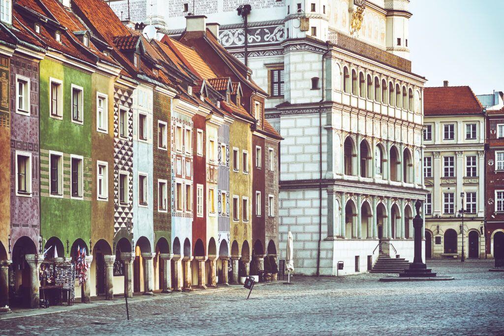 Poznań atrakcje - rynek