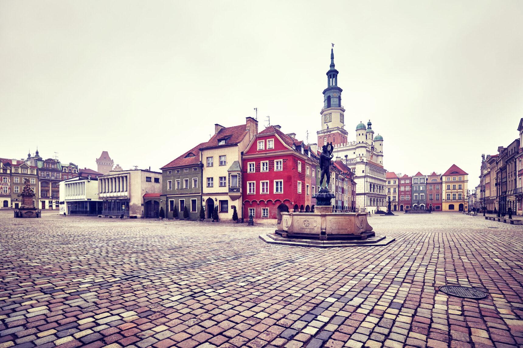 Poznań – atrakcje, które zachwycą cię w mieście koziołków!