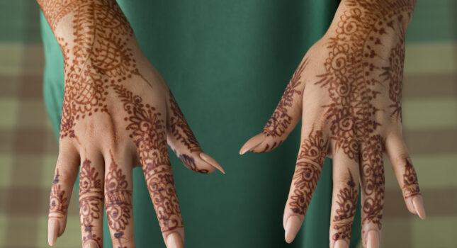 Tureckie wesele, czyli słów kilka o barwieniu henną i nie tylko!