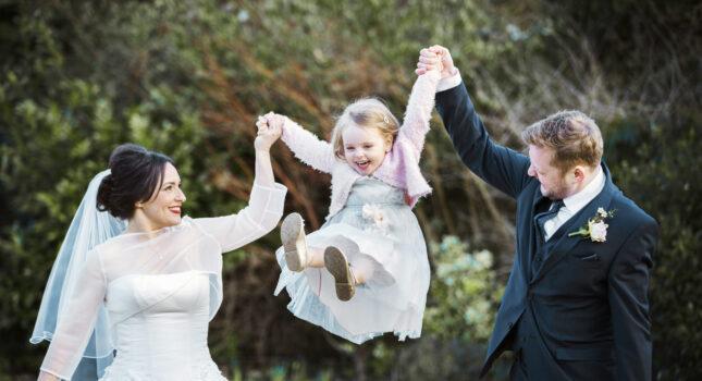 Dzieci na ślubie – prawdziwi mistrzowie ceremonii!