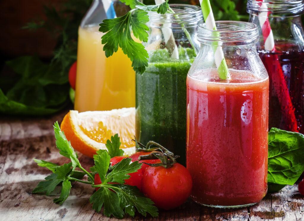 warzywa i owoce - fleksitarianizm