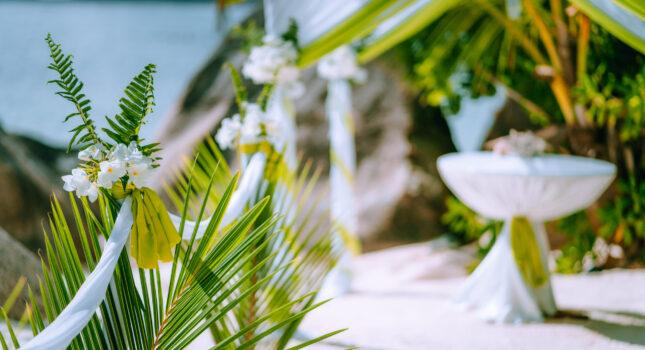 Wesele w stylu tropikalnym - wszystko co musisz o nim wiedzieć!