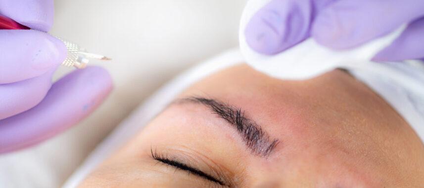 Makijaż permanentny brwi – zachwycaj wyrazistym spojrzeniem!
