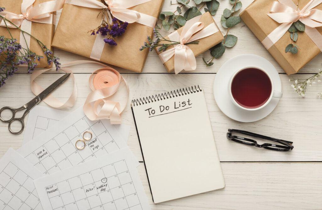 Jak stworzyć scenariusz dnia ślubu i wesela, aby jak najmniej się stresować? Wedding Planner radzi!
