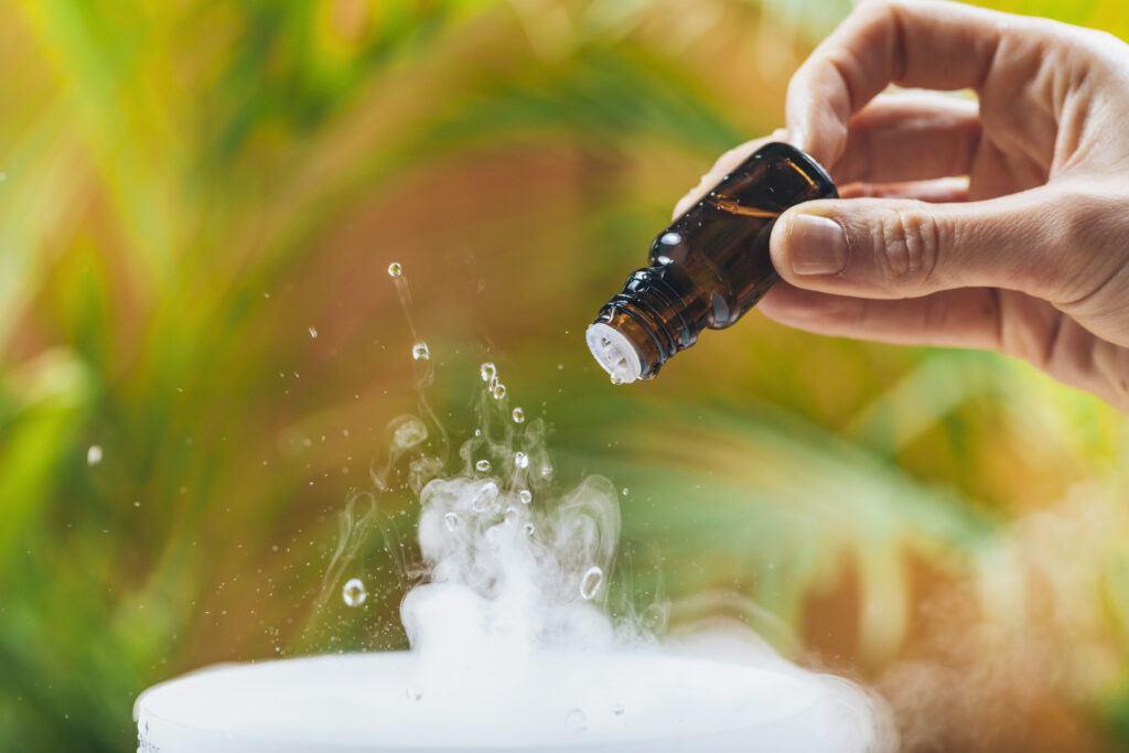 zapachy do domu - olejek eteryczny