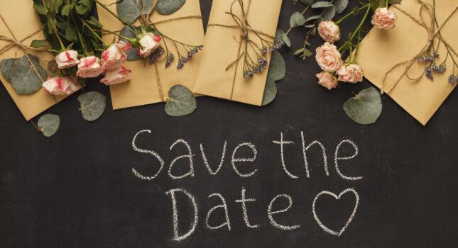 Save the date, czyli zarezerwuj dla nas ten dzień!
