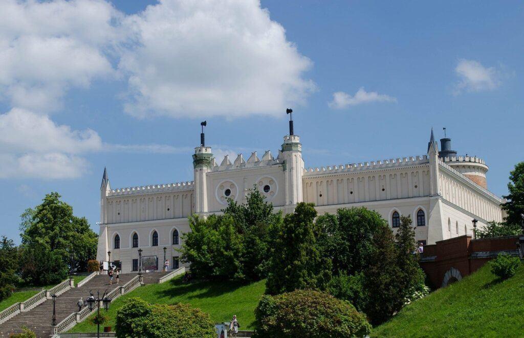 zamek królewski - Lublin atrakcje