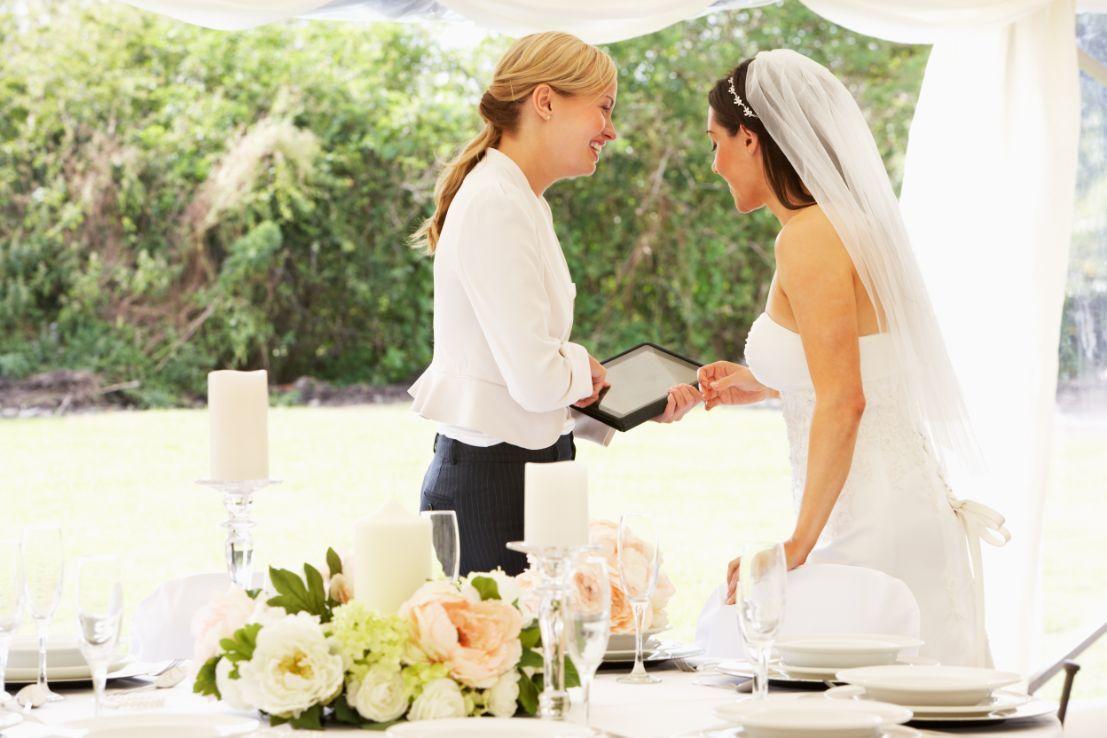 organizacja wesela z pomocą wedding plannera