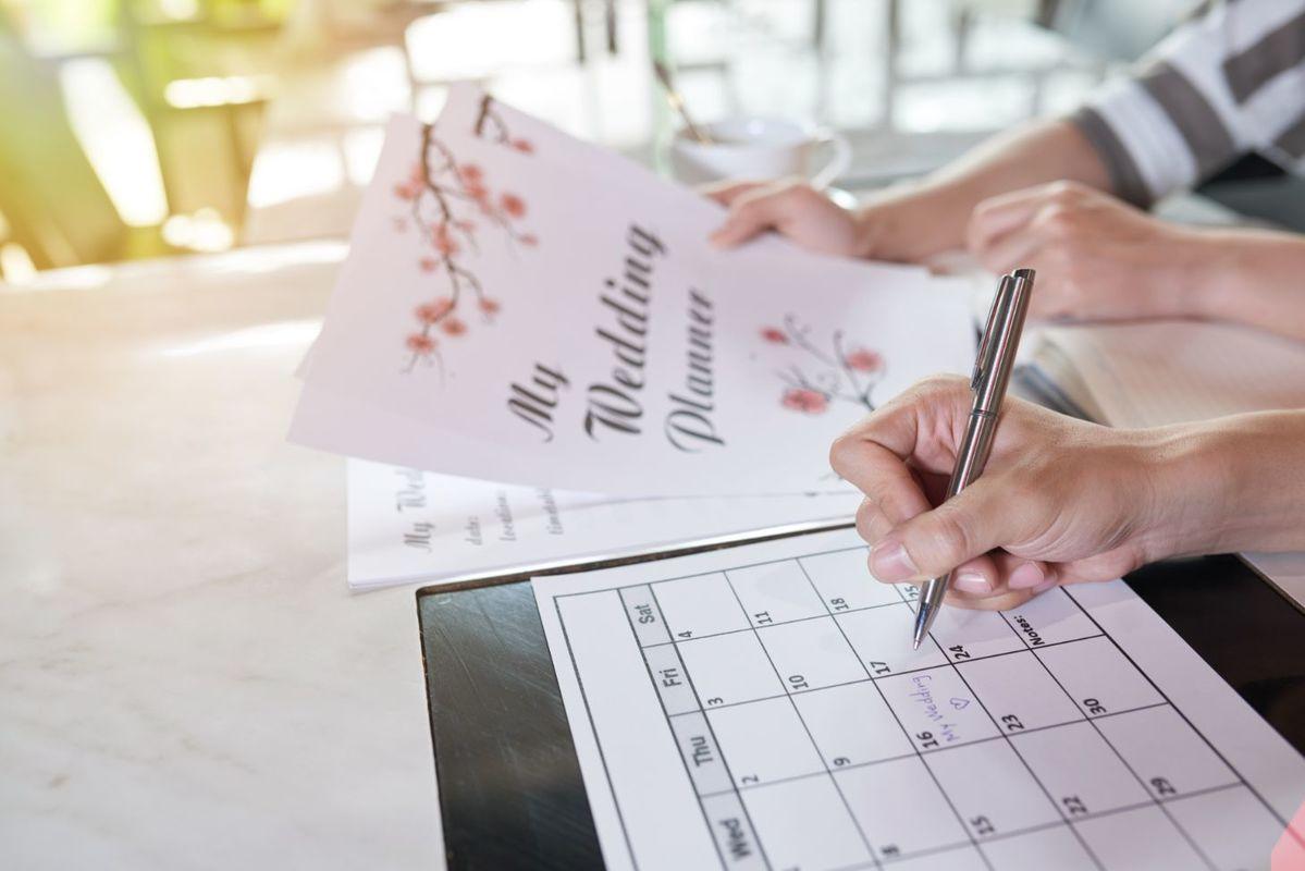 organizacja wesela kalendarz ślubny