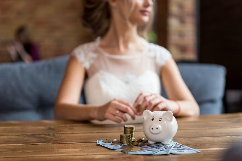 planer ślubny budżet na wesele