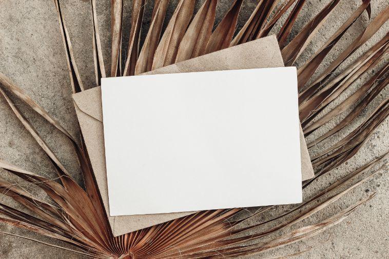 kalendarz ślubny rozdanie zaproszeń ślubnych