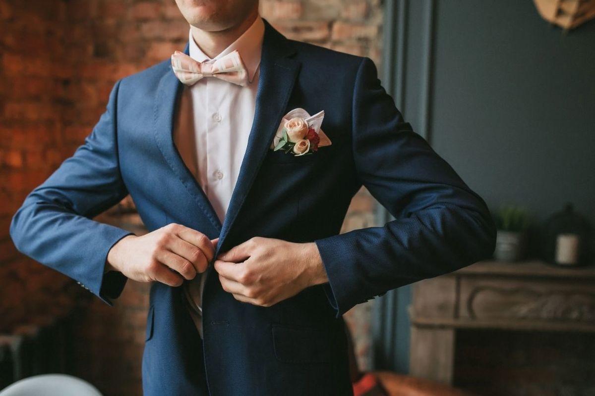 organizacja wesela wybór garnituru ślubnego