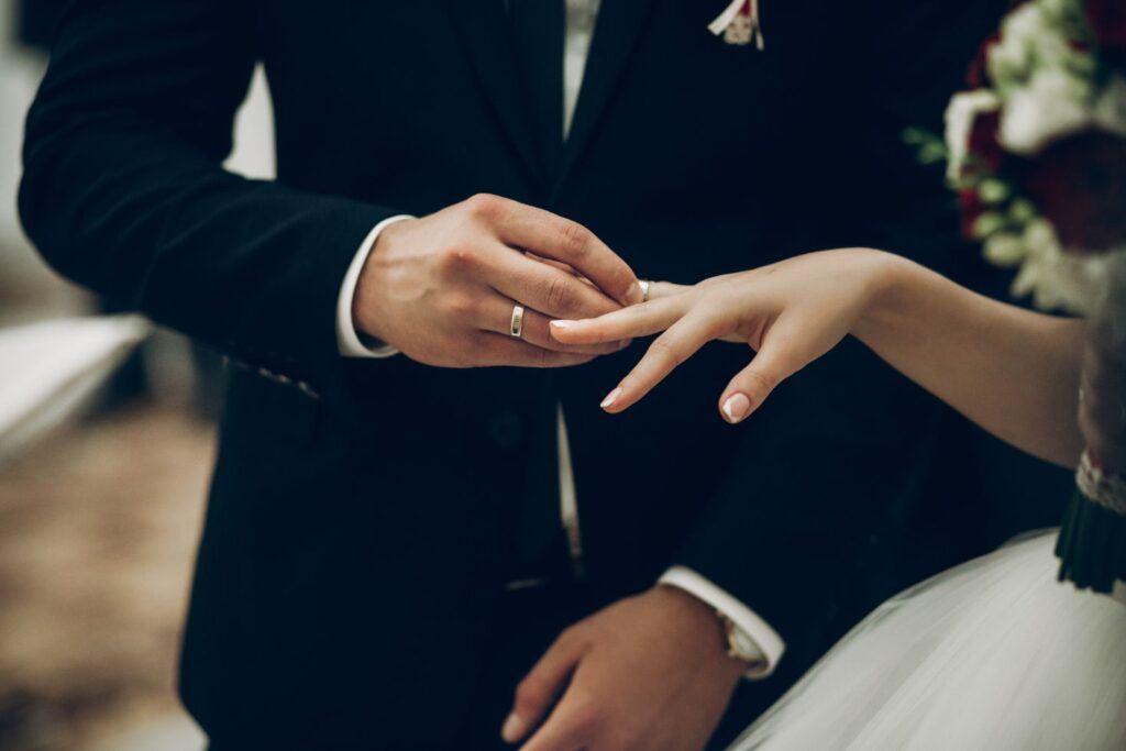 Nauki przedmałżeńskie przysięga małżeńska