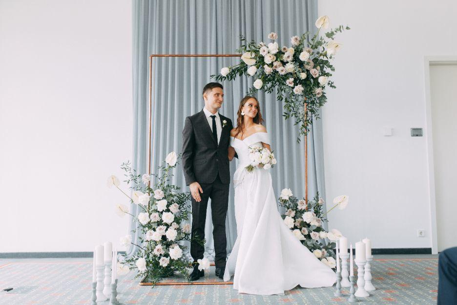 Koszt wesela dekoracje na ślub