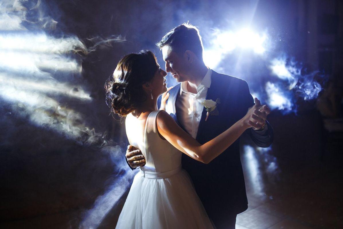 Organizacja wesela pierwszy taniec pary młodej