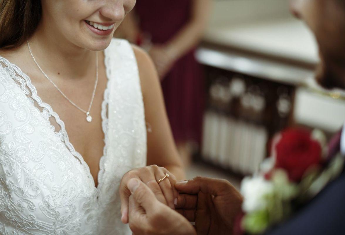 Koszty wesela obrączki ślubne