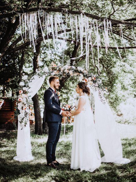 Kalkulator wydatków weselnych dekoracje ślubne