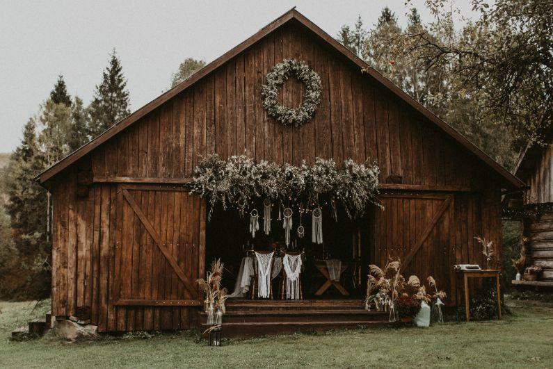 Kalendarz ślubny wybór miejsca na wesele