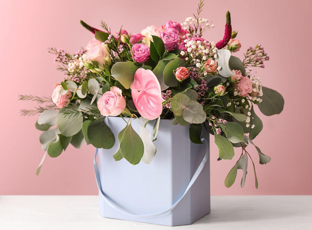 Kwiaty na podziękowania dla rodziców
