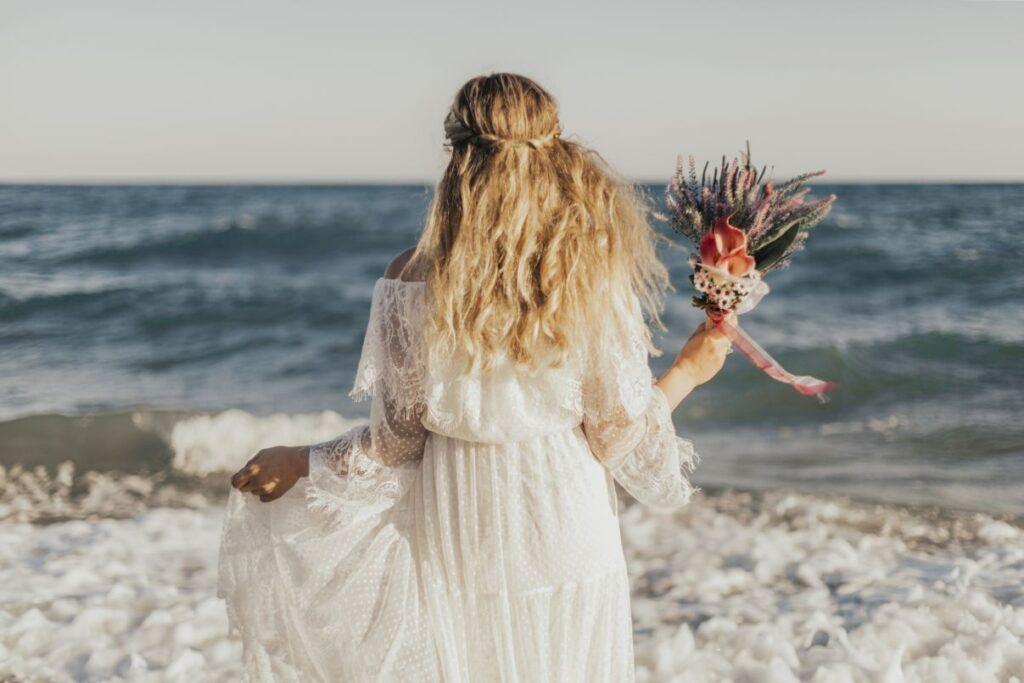 Suknie ślubne 2021 boho