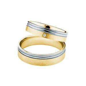 obrączki ślubne z diamentem