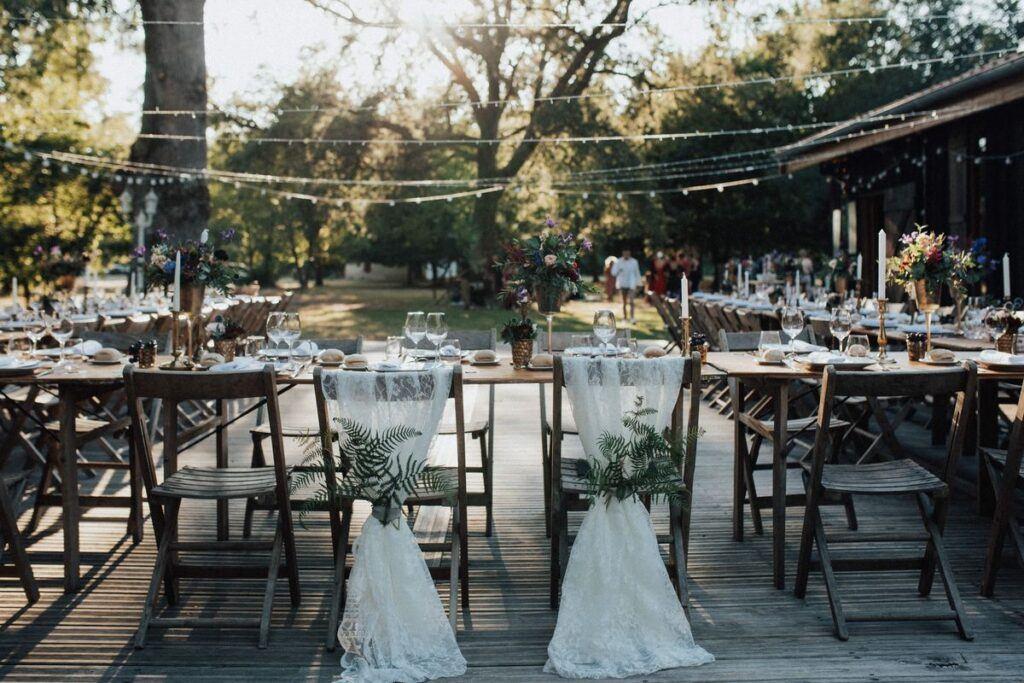 menu weselne - stoły weselne
